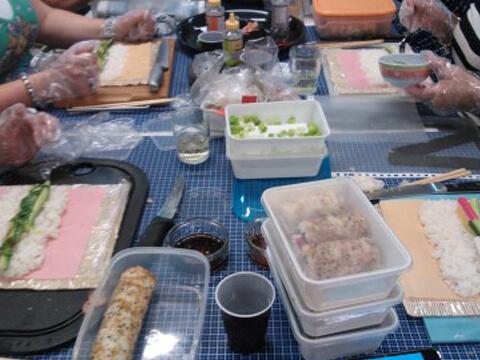 Sushi workshop Tilburg