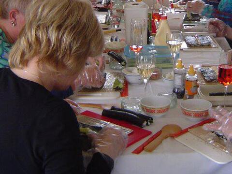 Sushi workshops